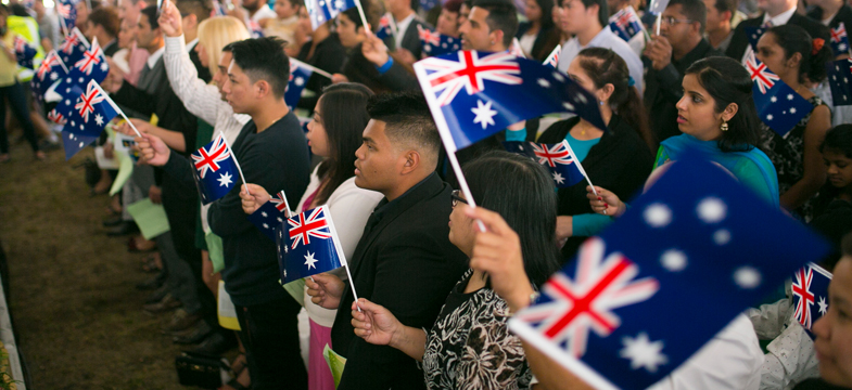 Citizenship Ceremonies in Brimbank