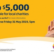 If you're a Brimbank charity working with young people, apply for up to $5000 through the Brimbank Community Fund! This year's focus is on young folks finding it hard to stay at school, get jobs or keep healthy. More info & to apply by 31 May: https://bit.ly/2vzbaBW